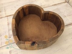 Heart bowl distressed look PRE-ORDER