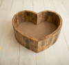 Recycled wood heart bowl PRE-ORDER