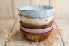 Recycle wood bowl - pre-order